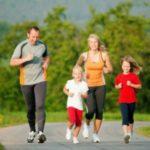Польза от бега-Во время бега